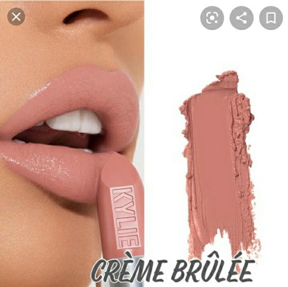Kylie Cosmetics Creme Brûlée Matte Lipstick